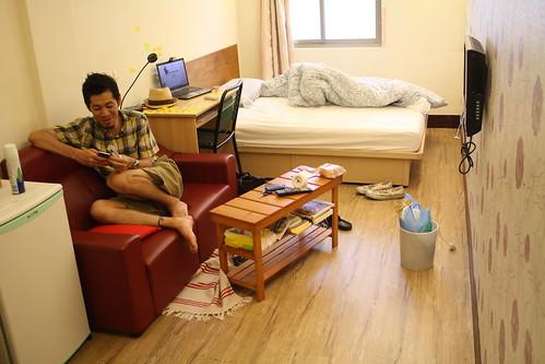 [台湾2.5] TAKAの家で昨日の振り返り収録