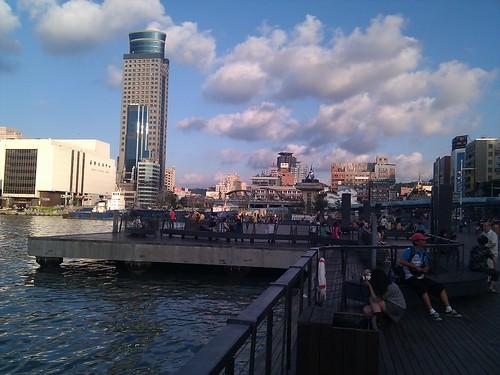 基隆火車站-忠一路海洋廣場
