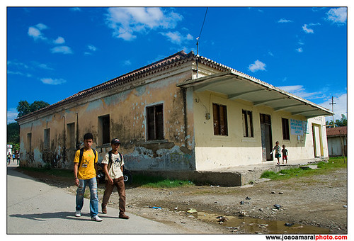 Dili's Slaughterhouse by joaoamaralphoto