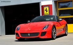 GTO is the name! (Jerrik_B) Tags: car ferrari gto supercar combo 599 munsterhuis