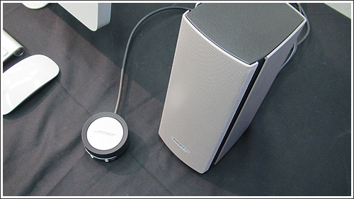 小さくてもハイパワー「Companion20 multimedia speaker system」
