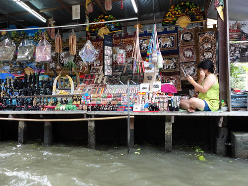 Thailand 40 floating market