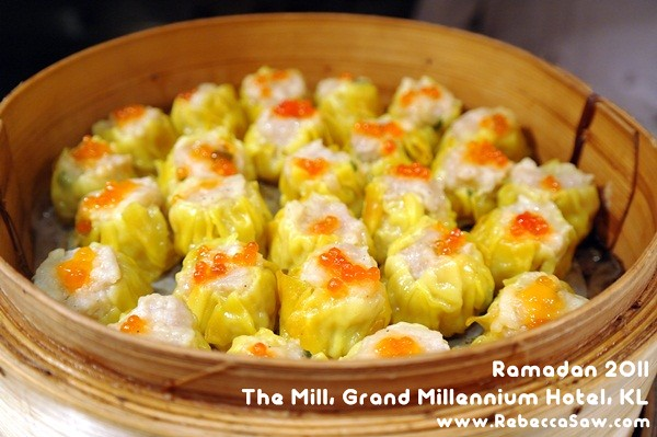 Ramadan buffet - The Mill, Grand Millennium Hotel-27
