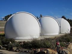 3 Domes - Mt Stromlo (sturkster) Tags: canon australia observatory canberra australie mtstromlo a1200 sooc canona1200 canonpowershota1200