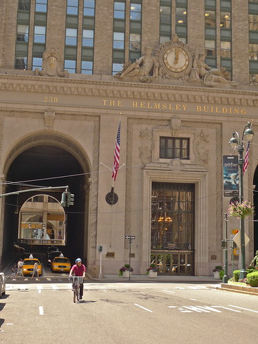 the helmsley building