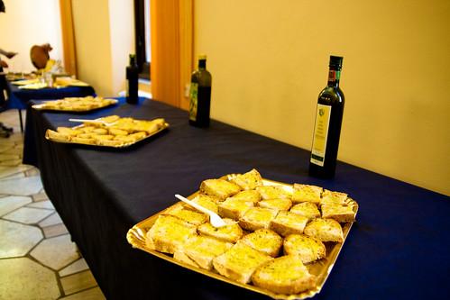 Olive oil at Consorzio Agrario di Siena