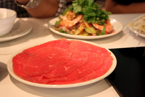 beef slices for bo nhung dam