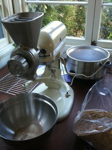 milling flour