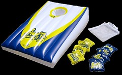 Inflatable Cornhole Games