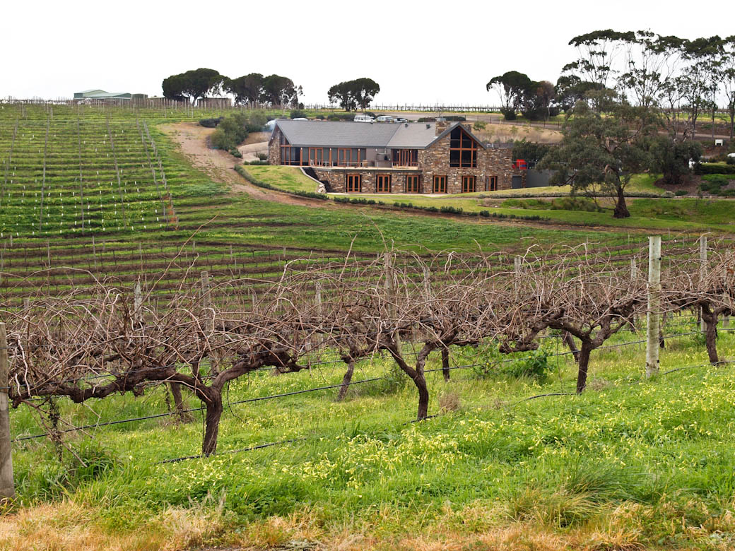 Chapel Hill Winery, McLaren Vale