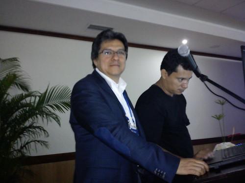 Dr. Claudio Galarza  by Conasoreuma2011
