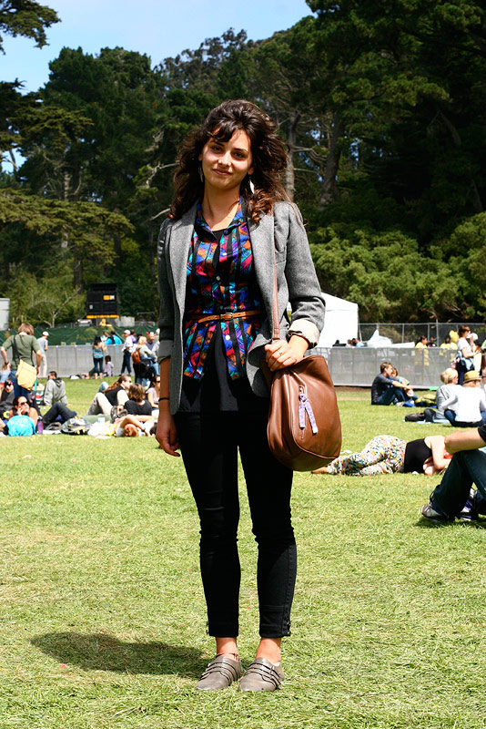 adrienneol - outside lands festival style san francisco