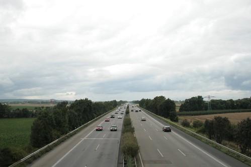 A61 bei Meckenheim