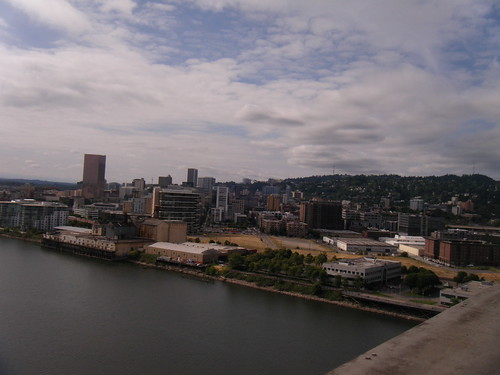 fremont bridge view