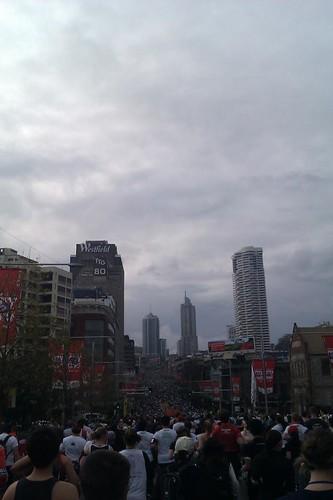 City2Surf 2011