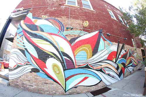 Likeone. Permission Wall. 2011. (Photography by Dan Segar)