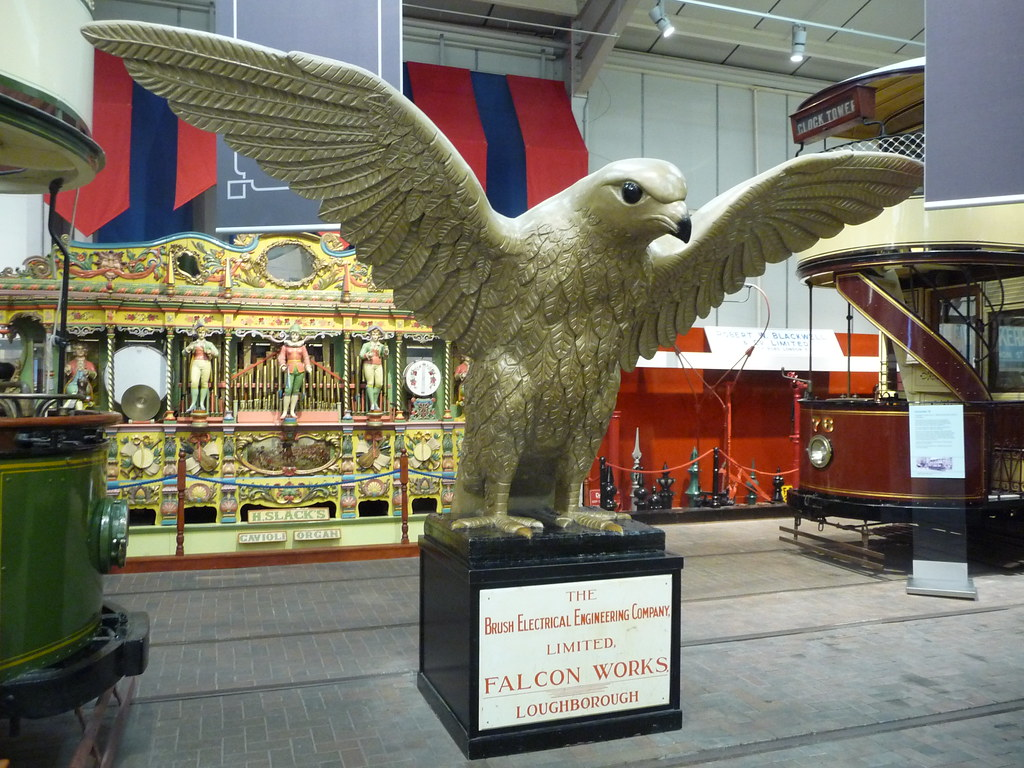 National Tramway Museum, Crich Tramway Village, Derbyshire