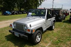 Jeep Wrangler X Unlimited - TJ (geepstir) Tags: pictures jeep photos pennsylvania pa photographs butler captures bantam bantamjeep bantamjeepfestival bantamjeepheritagefestival