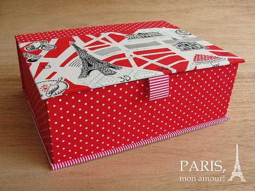 Caixa Paris, mon amour!