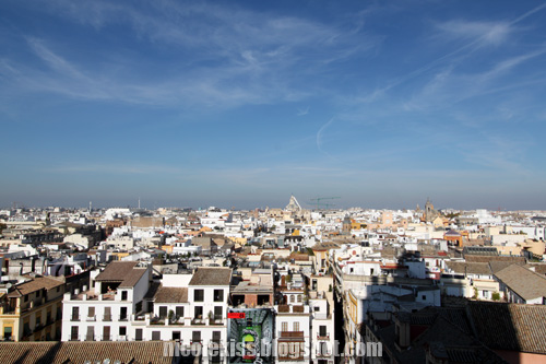 seville city view