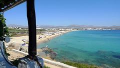 "Naxos - Kouvaras Beach (Birmingham Phil) Tags: island greek aegean hellas greece cyclades ελλάδα παραλία νησί islands"" αιγαίο ελληνικά ""greek νάξοσ ελληνικάνησιά"