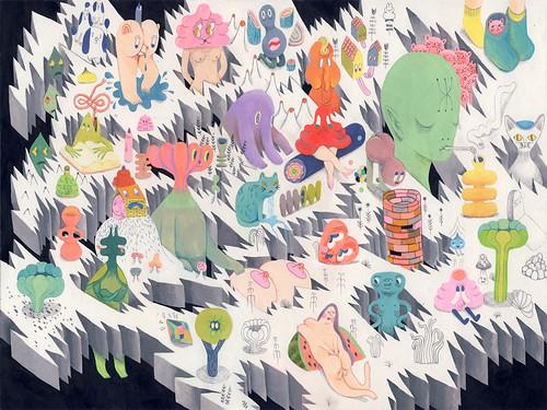 wallpaper for arte