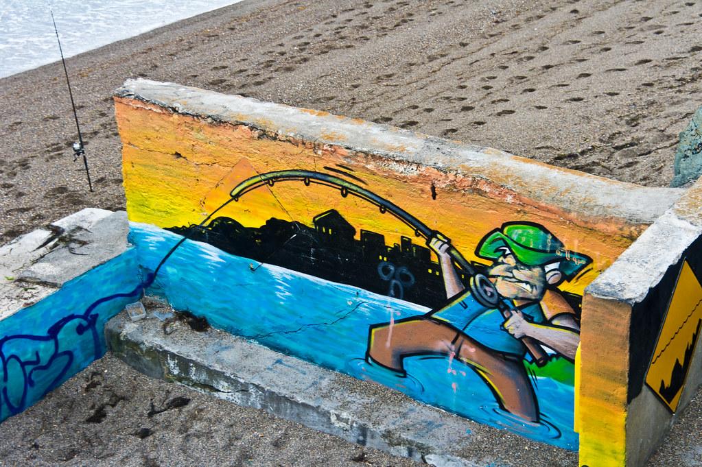 Street Art In Greystones