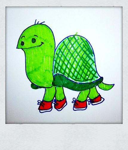 Sneaker Turtle