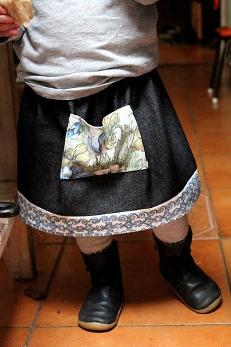 tea towel skirt