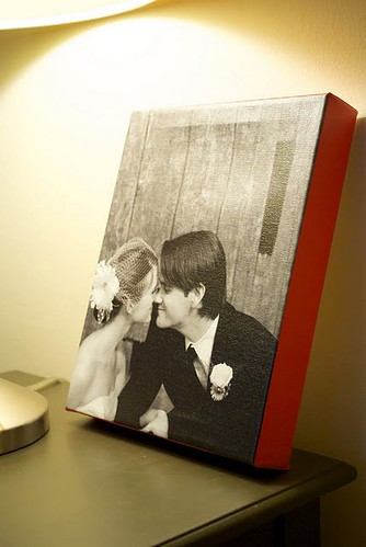 Easy Canvas Prints wedding