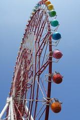 Happy color (Miki'sRoom) Tags: japan tokyo wheels ferris