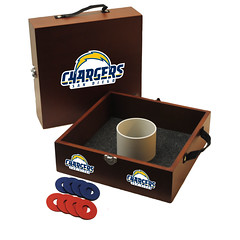 San Diego Chargers Washers Toss Game