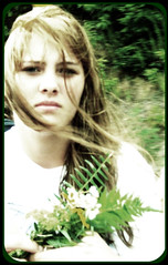 Wind Blown (CoeyPhotography) Tags: flowers plants nature girl wind country blow windblown