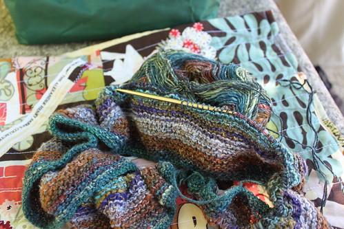 Tricotar em Valença