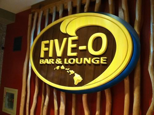 Five-O Bar & Lounge