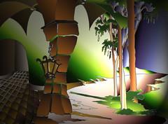 luces y penumbras1 (ronzonsoapy) Tags: artwork fajardo renzo