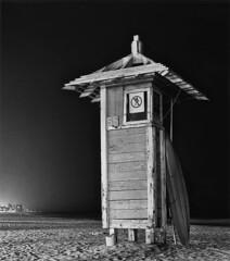 Lifeguard Station FTL Beach (Jim Norman Photography) Tags: beach station night lifeguard nocturne ftlauderdale lifeguardstation