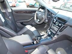 2011 Cadillac CTS-V 2
