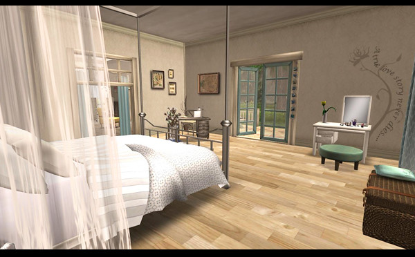 Temp's House (Bedroom 1)