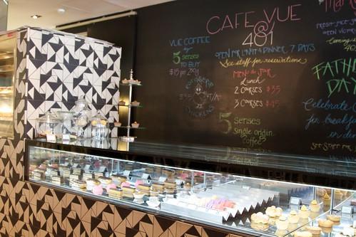Cafe vue 401