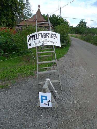 Äppelfabriken Ekerö