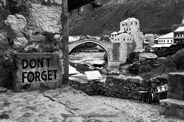 Diario de Viaje Día 6 - Bosnia i Herzegovina: Mostar  (7/18)