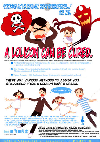 A LOLICON CAN BE CURED!