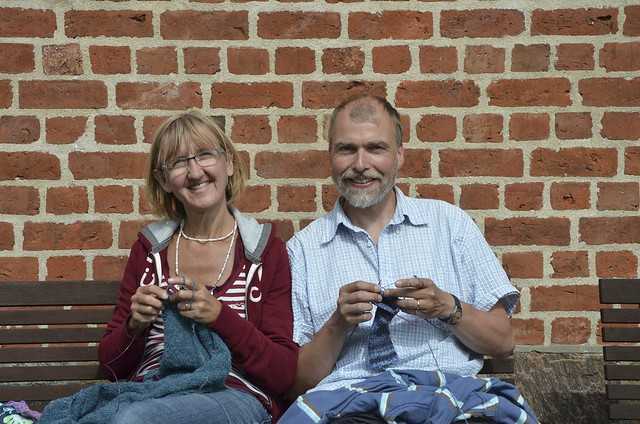 knitting family