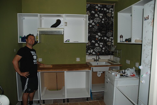 kitchen- coming together