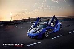 Gemballa Racing McLaren MP4-12C GT3 (www.Dream-car.tv) Tags: racing mclaren gt3 gemballa mp412c