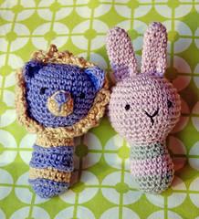 Cascabeles/ Rattles (~ tilde ~) Tags: toy crochet amigurumi juguete