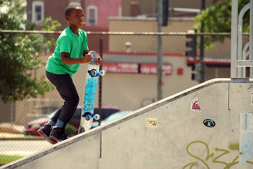 Skateboard Park - Serious