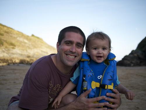 Alixe & Daddy (Papa)