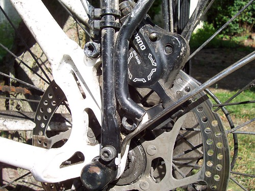 Pannier Rack Disc Brakes Cosmecol